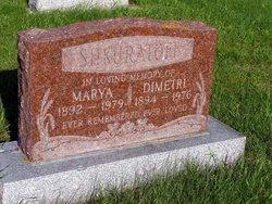 Marya Shkuratoff