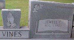 Jewell C Vines