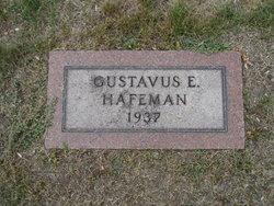 Gustavus E. Hafeman