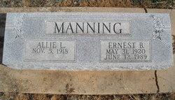 Ernest Bert Manning