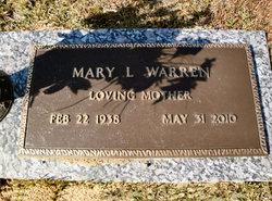 Mary L. Warren