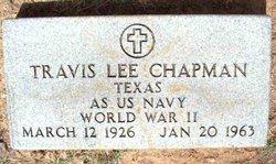 Travis Lee Chapman