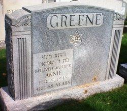 Annie Greene