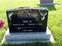 Mike W Vereschagin