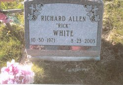 "Richard Allen ""Rick"" White"