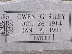 Owen Galen Riley
