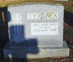 John Tyrseck