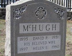 David P McHugh