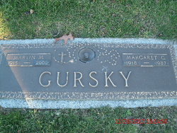 Martin M Gursky