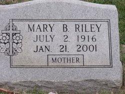 Mary Blanche <I>Crawford</I> Riley