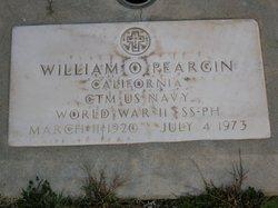 William O. Peargin