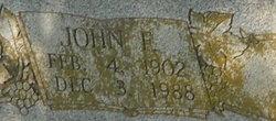 John Franklin Ball