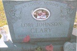 Lori <I>Johnson</I> Clary