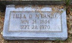 Lilla D. McDaniel