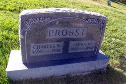 Edna M. <I>Graebner</I> Probst