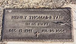 """Henry Thomas """"Tommy"""" Ryan"""