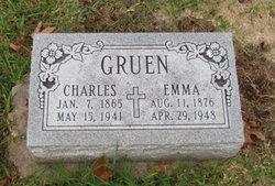 Emma <I>Cloedy</I> Gruen