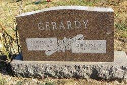 Christine P Gerardy