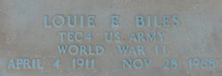 Louie Edward Biles