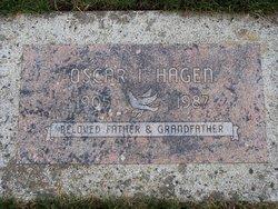 Oscar I Hagen