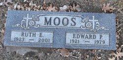 Ruth Ethel <I>James</I> Moos
