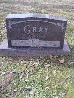 Evelyn E <I>Lang</I> Gray