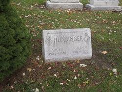 Helen Marjorie <I>Whitmire</I> Hunsinger