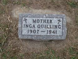 Inga Mary <I>Rone</I> Quilling