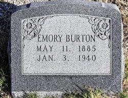 Emory Burton Karsteter