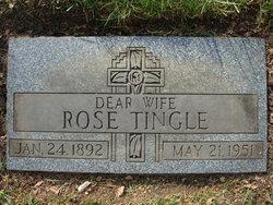Rose <I>Zelmanowski</I> Tingle