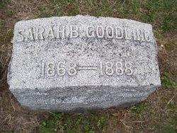 Sarah B. Goodling