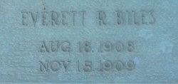 Everett R. Biles