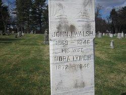 John J Walsh