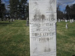 Nora <I>Lynch</I> Walsh