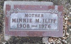 Minnie M. <I>Stromlund</I> Iliff