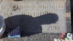 Braidyn Matthew Williams