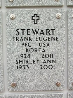Shirley Ann <I>Swaney</I> Stewart