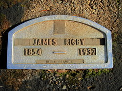 James Rigby