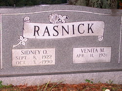 "Sidney O. ""Ollie"" Rasnick"