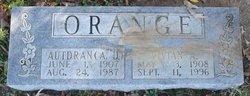 "Autdran ""A.D."" Orange"