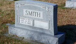 Thomas A Smith