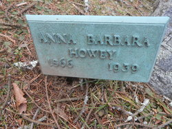 Anna Barbara Howey