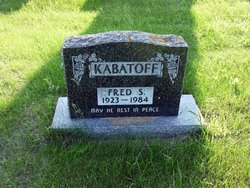 Fred S Kabatoff