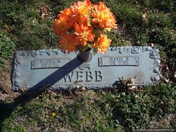 Jessie Ellen <I>Stacy</I> Webb