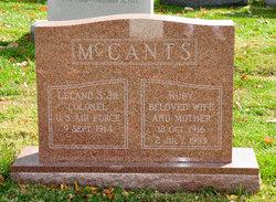 Leland Stanford McCants, Jr