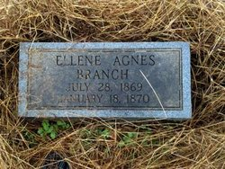 Ellene Agnes Branch