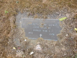 Lawrence M. Lewis