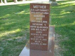 Sr Mary Gregoria Katherine V Danahey