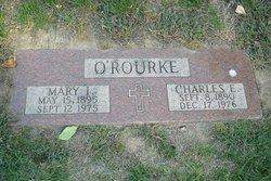 Charles E O'Rourke