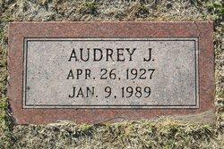 Audrey J Rapp